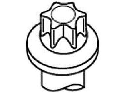 Vijak glave motora Renault Captur 13-