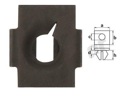 Vijak za matice RX16305 , 10 kosov