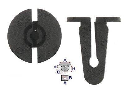 Vijak za matice RX57121Z, 10 kosov
