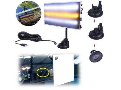 Visoko učinkovita LED reflektorska plošča za popravilo udrtin - Silux Parts