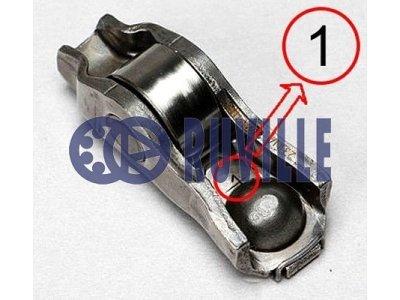 Vlečni vzvod 235006 - BMW, Citroen, Mini, Peugeot