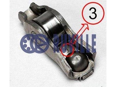 Vlečni vzvod 235008 - BMW, Citroen, Mini, Peugeot