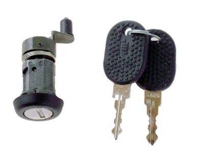 Vložek ključavnice (bočna vrata) Citroen Jumper 94- + ključi