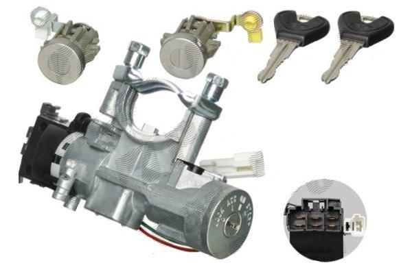 Vložek ključavnice (set) Mazda 323 94-00