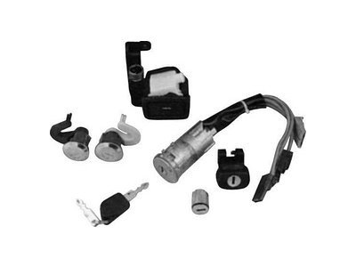 Vložek ključavnice (set) Peugeot 306 93-01, 5707Z-02