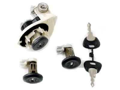 Vložek ključavnice (set) Peugeot 309 86-89, 5737Z-10