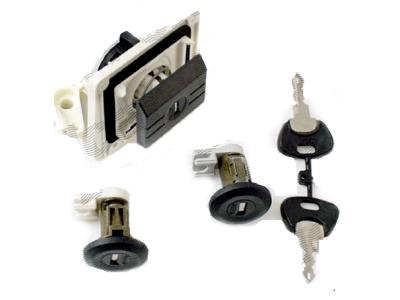Vložek ključavnice (set) Peugeot 309 89-, 5737Z-11