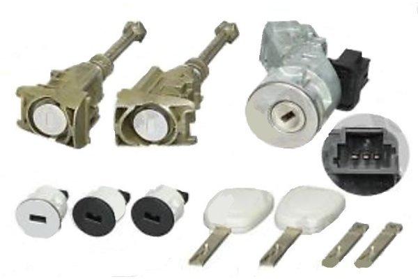 Vložek ključavnice (set) Peugeot 407 04-, 5748Z-01