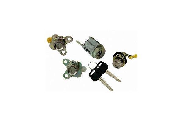 Vložek ključavnice (set) Toyota Corolla 97-02, 8112Z-01
