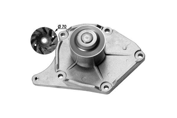 Vodena pumpa - Hyundai Accent 00-06