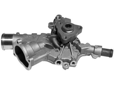 Vodena pumpa - Opel Agila 00-08