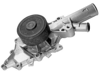 Vodna črpalka - Mercedes-Benz Razred C (W203) 00-07