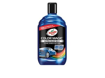 Vosek Turtle Wax Color Magic 500 ml (modra)