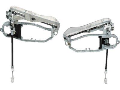 Vratni mehanizem kljuke 2050Z-44 - BMW X5 (E53) 99-06, zadaj