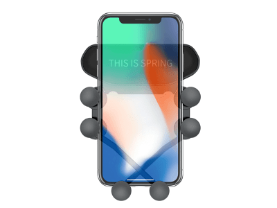 Vzmetni nosilec za telefon Mobile Grip, univerzalen