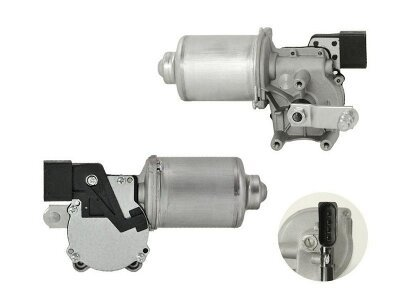Wischerachsen Motor Skoda Fabia 00-07