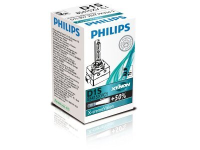 Xenon sijalica D1S Philips X-TremeVision 4800K - PH85415XVC1