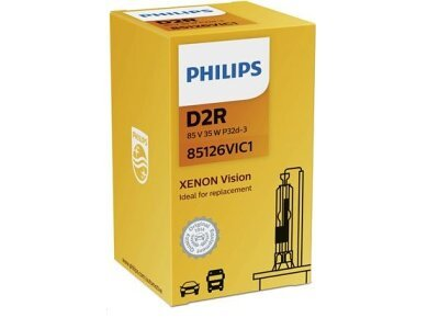 Xenon sijalica D2R Philips Vision 4600K - PH85126VIC1