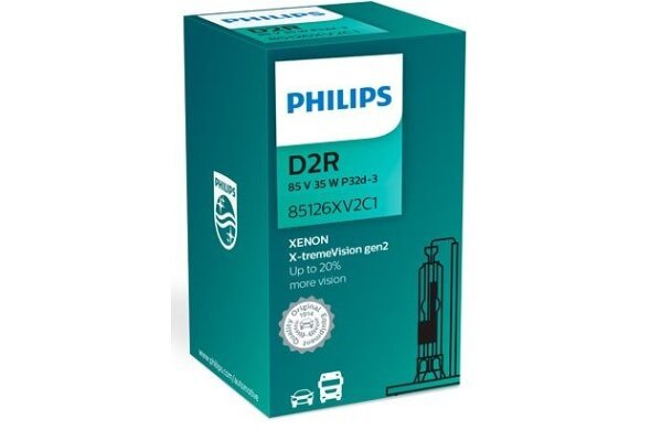 Xenon sijalica D2R Philips X-TremeVision 4800K - PH85126XV2C1