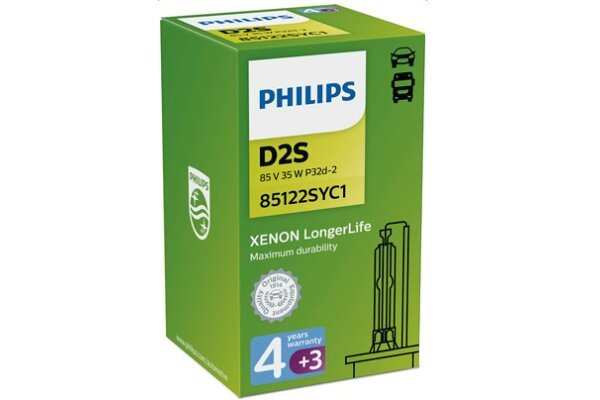 Xenon sijalica D2S Philips LongerLife 4300K - PH85122SYC1