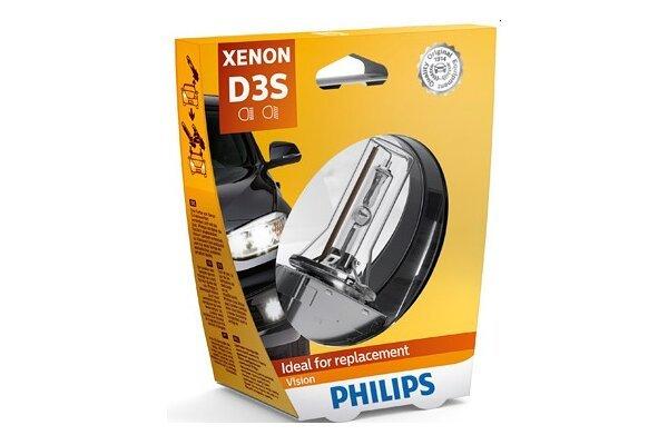 Xenon sijalica D3S Philips Vision 4600K - PH42403VIS1