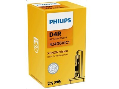 Xenon sijalica D4R Philips Vision 4600K - PH42406VIC1
