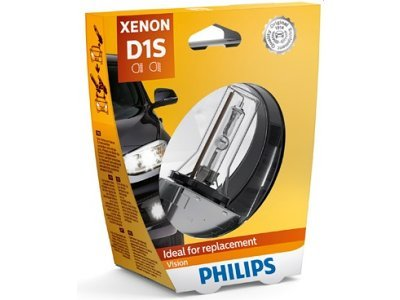 Xenon žarnica D1S Philips Vision 4600K - PH85415VIS1