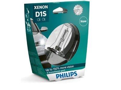 Xenon žarnica D1S Philips X-TremeVision 4800K - PH85415XV2S1