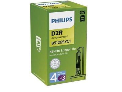 Xenon žarnica D2R Philips LongerLife 4300K - PH85126SYC1