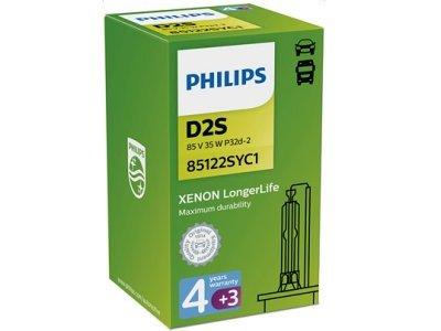 Xenon žarnica D2S Philips LongerLife 4300K - PH85122SYC1