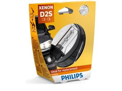 Xenon žarnica D2S Philips Vision 4600K - PH85122VIS1