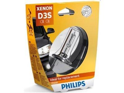 Xenon žarnica D3S Philips Vision 4600K - PH42403VIS1