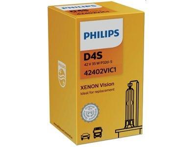 Xenon žarnica D4S Philips Vision 4600K - PH42402VIC1