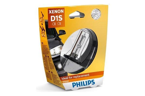 Xenon Žarulja D1S Philips Vision 4600K - PH85415VIS1