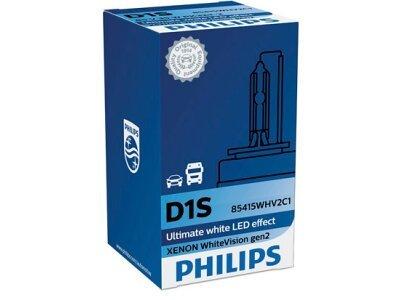 Xenon Žarulja D1S Philips WhiteVision 5000K - PH85415WHV2C1
