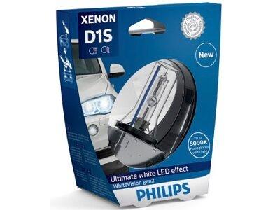 Xenon Žarulja D1S Philips WhiteVision 5000K - PH85415WHV2S1