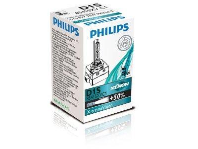 Xenon Žarulja D1S Philips X-TremeVision 4800K - PH85415XVC1