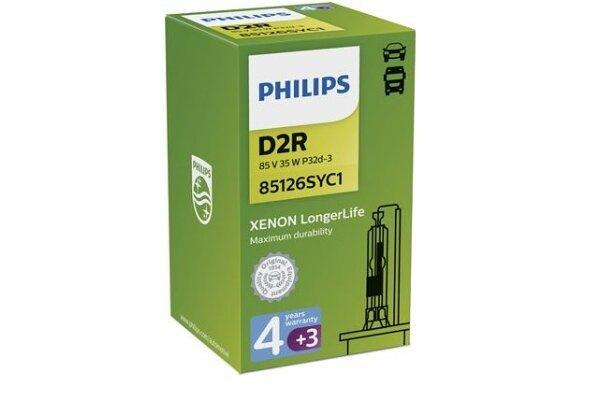 Xenon Žarulja D2R Philips LongerLife 4300K - PH85126SYC1