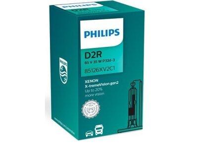 Xenon Žarulja D2R Philips X-TremeVision 4800K - PH85126XV2C1