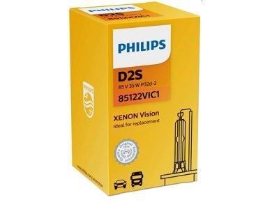 Xenon Žarulja D2S Philips Vision 4600K - PH85122VIC1