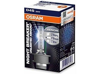 Xenon žarulja, Osram night breaker unlimited, D4S