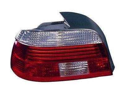Zadnja luč BMW E39 00- beli smernik