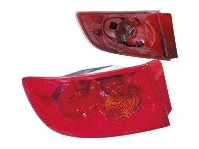 Zadnja luč Mazda 3 03 Rdeča