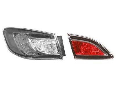 Zadnja luč Mazda 3 09- notranja