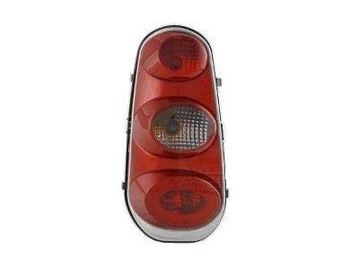 Zadnja luč Smart 02- sivi, beli smernik