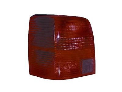 Zadnja luč Volkswagen Passat 97-99 rdeči karavan OEM brez KPL