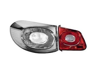 Zadnja luč Volkswagen Tiguan 07-, notranja
