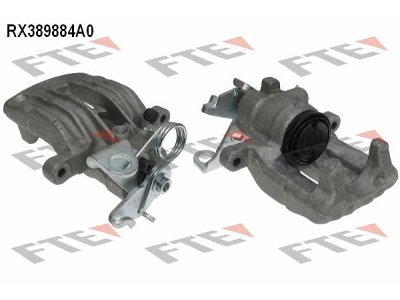 Zadnje čeljusti kočnica 139069 - Alfa Romeo 147 00-10