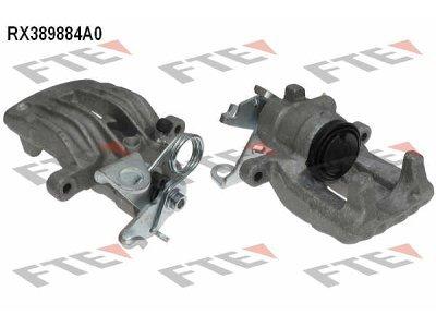 Zadnje kočione čeljusti 139069 - Alfa Romeo 147 00-10