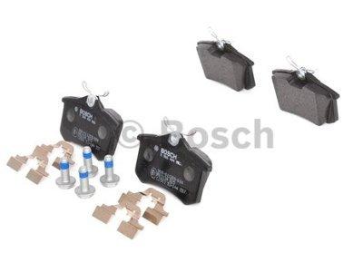 Zadnje obloge kočnica BS0986494596 - Audi, Škoda, Ford, Volkswagen